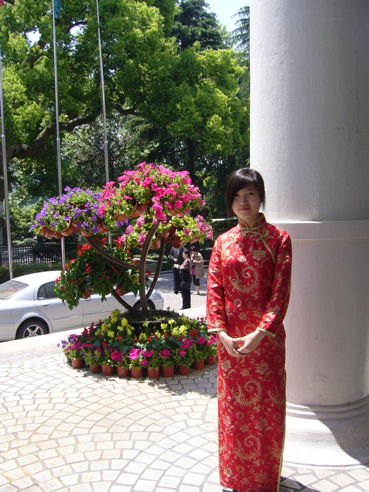 ASIA- CHINA- SHANGHAI- HANGZHOU- SIAM-BEIJING . EXPERIENCIA CHINA NI HAO