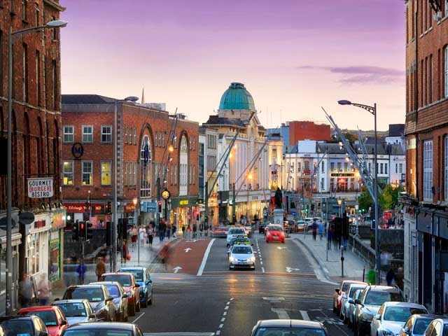 Europa, Irlanda , Cork Dublin, experiencia Ireland a Hidden Green Gem