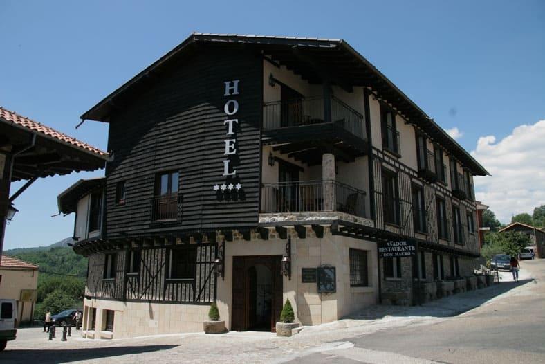 Vinos Sierra de Francia Hotel Spa Villa de Mogarraz