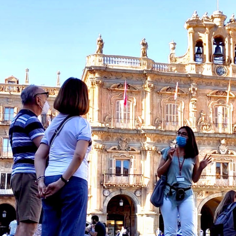 Visita guiada:  Salamanca en Familia