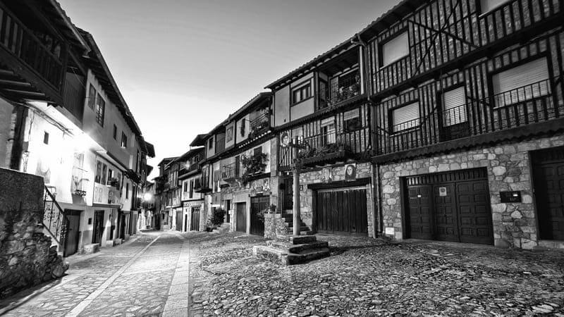 Vinos Sierra de Francia: Mogarraz