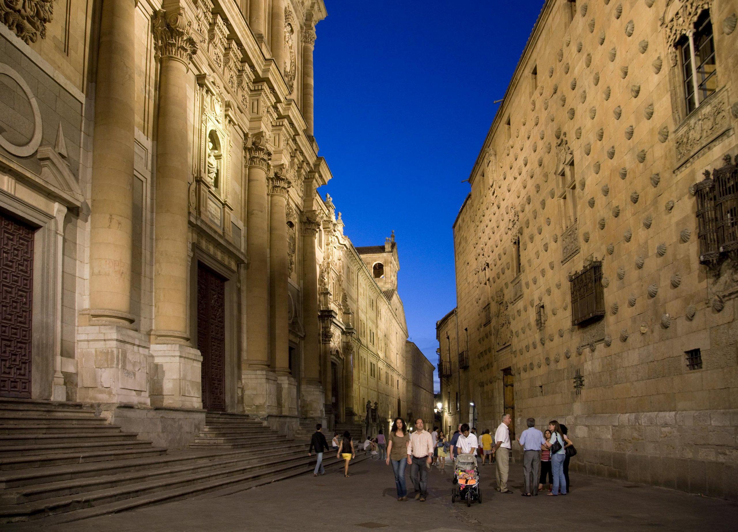 Visita privada a Salamanca