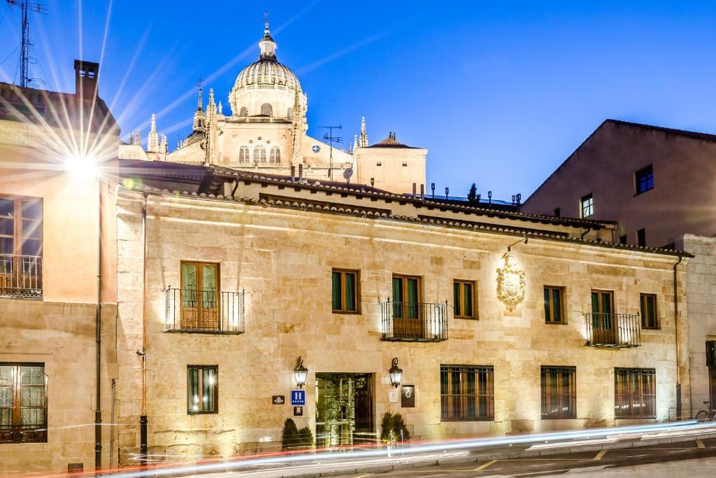Hotel Don Gregorio, una joya oculta en Salamanca